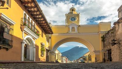 Combinado Ciudad Guatemala & Antigua